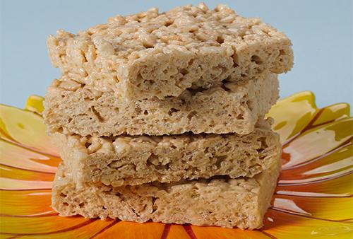 High Protein Rice Crispy Treats - DaVita