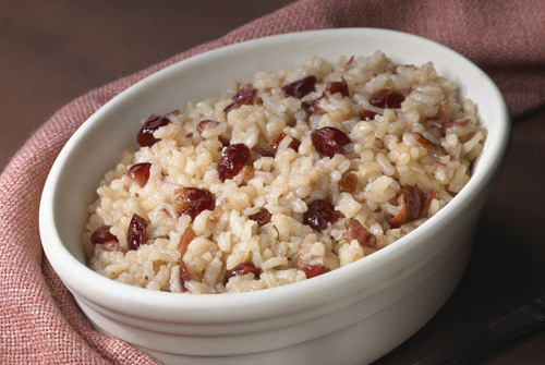 Cranberry risotto recipe