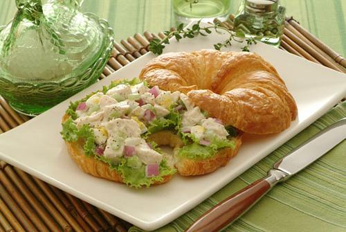 Cool N Crunchy Chicken Salad Davita