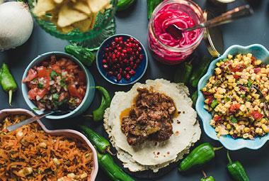 kidney friendly Mexican cuisine options