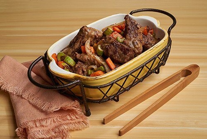 Braised Short Ribs of Beef recipe