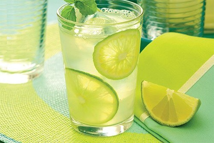 Lemonade or Limeade Base