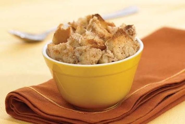 Bagel Bread Pudding