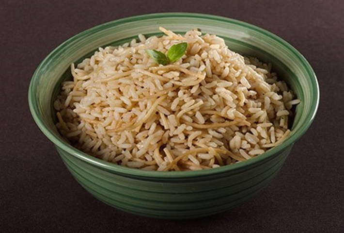 Better Than Packaged Rice Pilaf