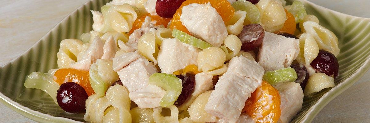 Chicken Fruit Salad Davita