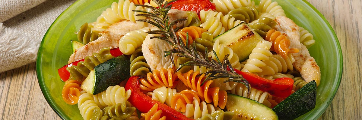 Easy Chicken and Pasta Dinner