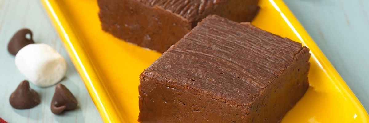 Easy Low Phosphorus Fudge