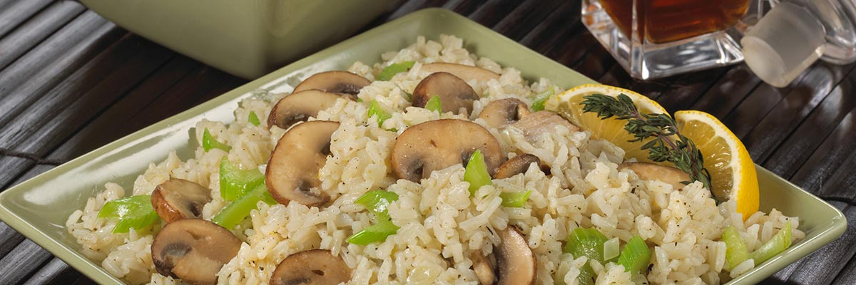Elegant and Easy Lemon Rice