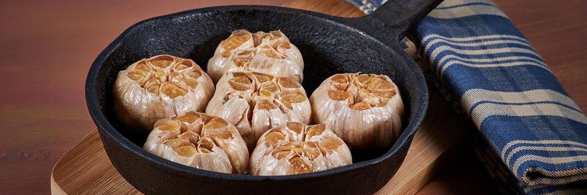 Garlic Roasted
