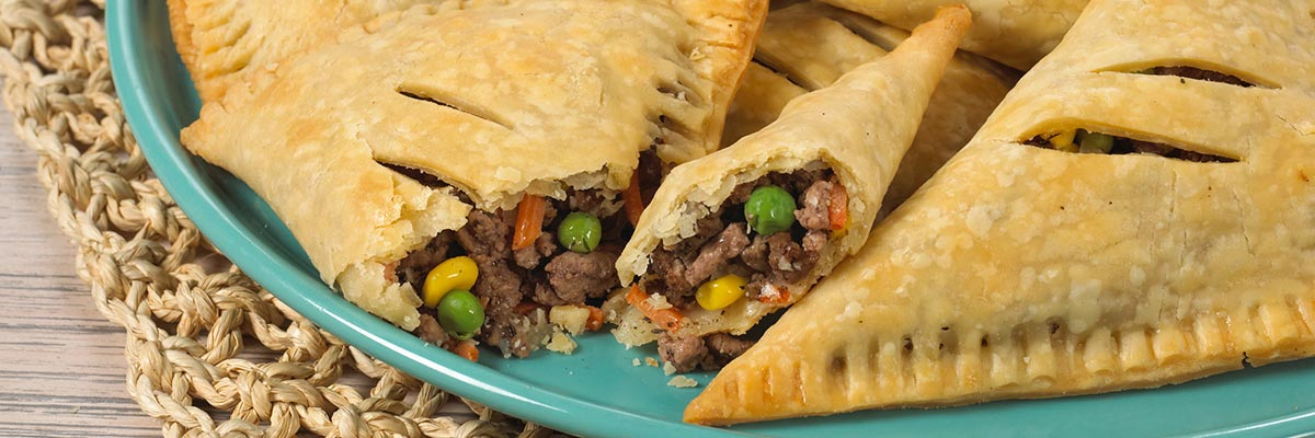 Ground Sirloin Pasties
