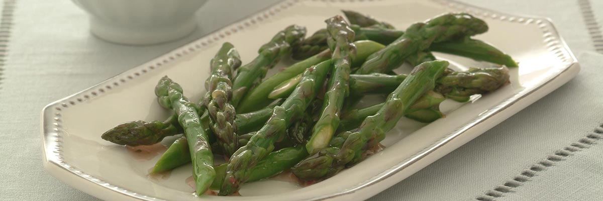 Red Wine Asparagus
