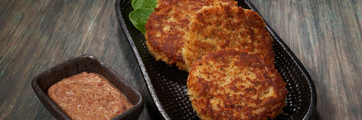 Tasty Chicken Patties